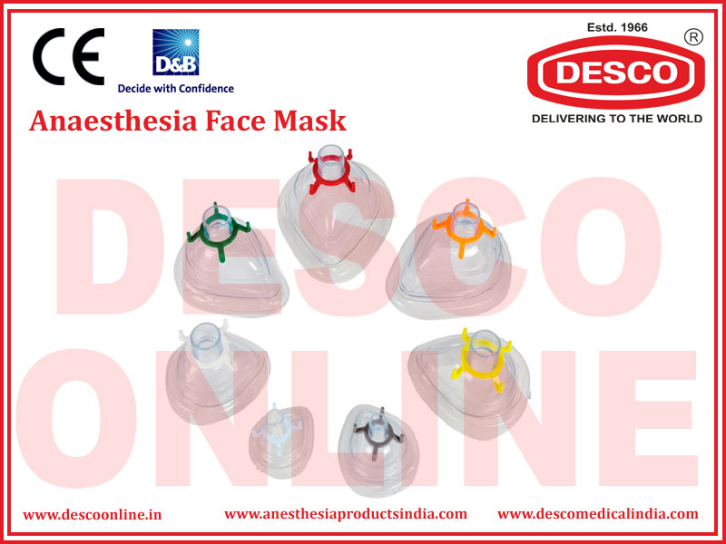 ANAESTHESIA FACE MASK