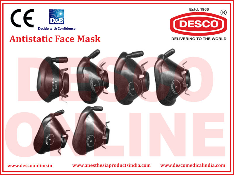 ANTISTATIC FACE MASK