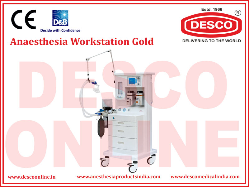 ANAESTHESIA WORKSTATION GOLD