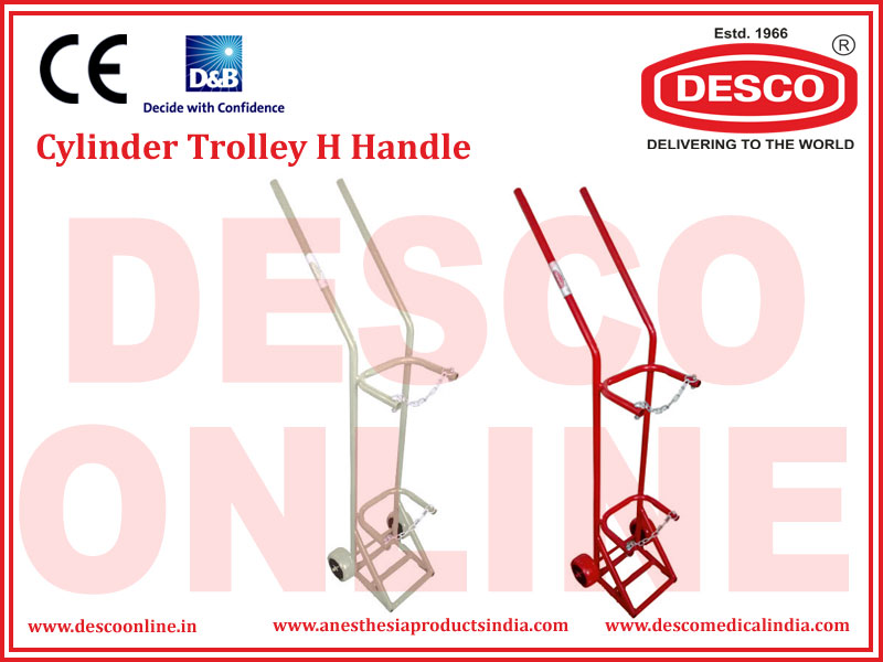 CYLINDER TROLLEY H HANDLE