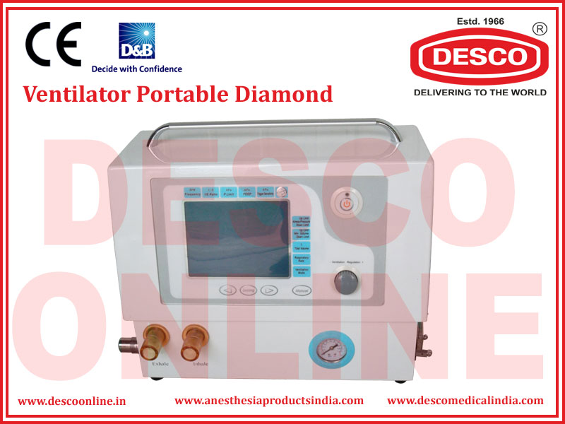 VENTILATOR PORTABLE DIAMOND