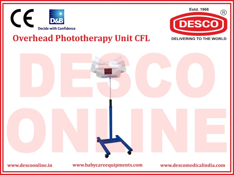 OVERHEAD PHOTOTHERAPY UNIT CFL