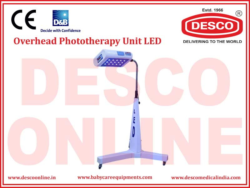OVERHEAD PHOTOTHERAPY UNIT LED