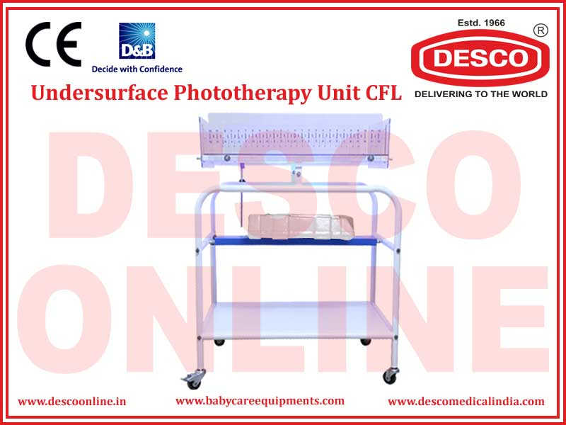 UNDERSURFACE PHOTOTHERAPY UNIT CFL