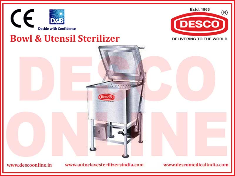 BOWL & UTENSIL STERILIZER