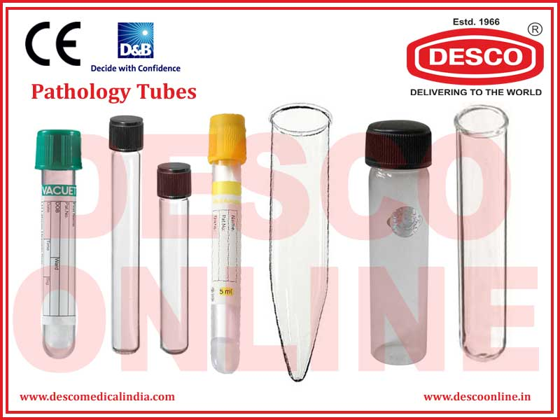 PATHOLOGY TUBES
