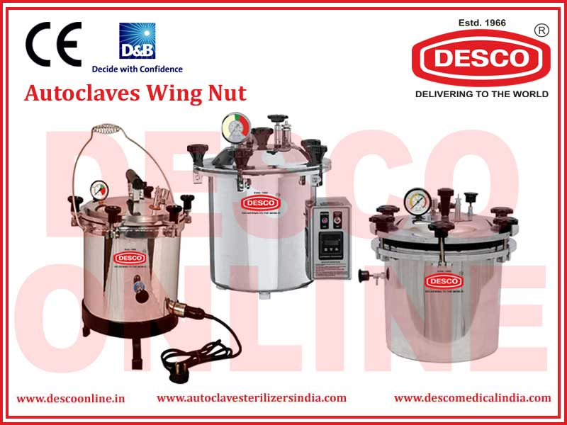 AUTOCLAVES WING NUT