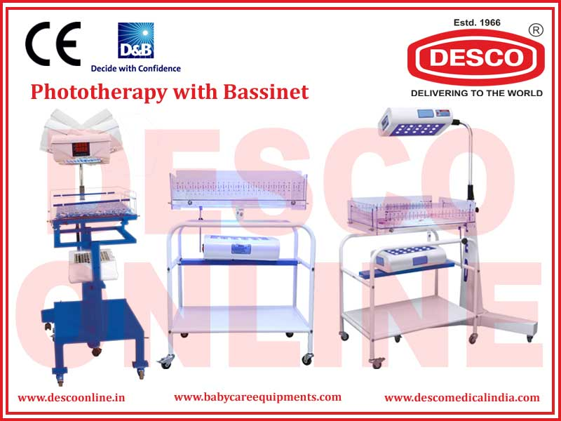 PHOTOTHERAPY WITH BASSINET