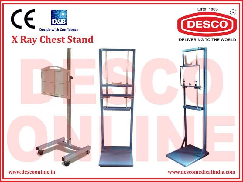 X RAY CHEST STAND