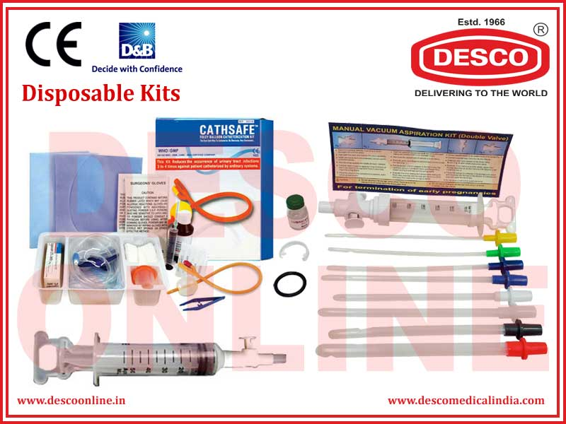 DISPOSABLE KITS