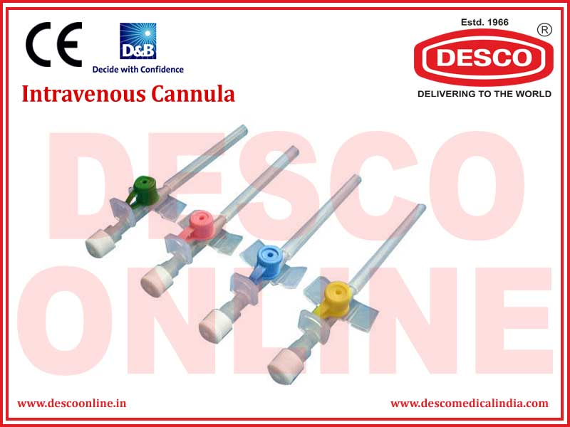 INTRAVENOUS CANNULA