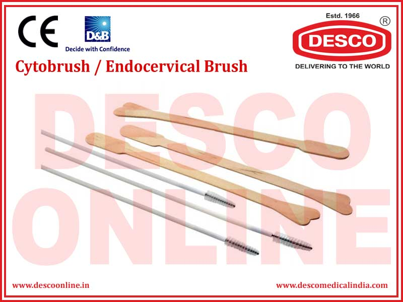 CYTOBRUSH / ENDOCERVICAL BRUSH