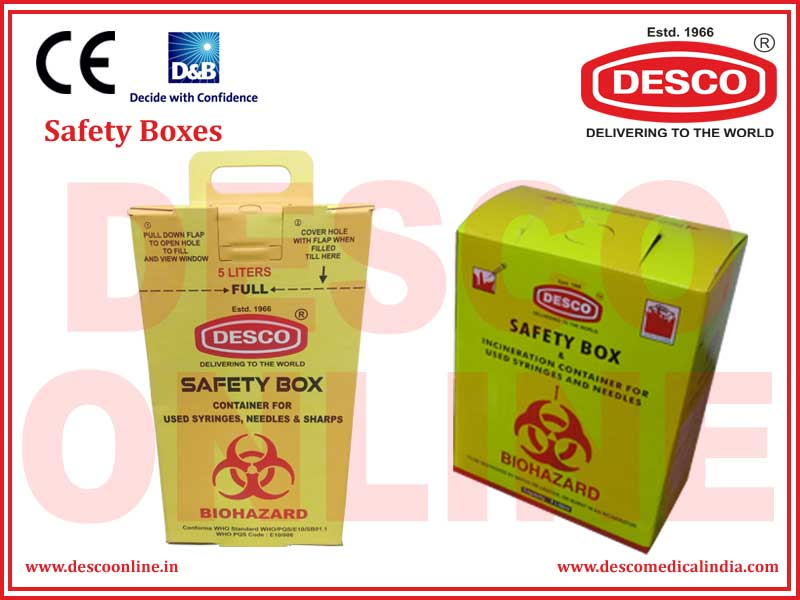 SAFETY BOXES