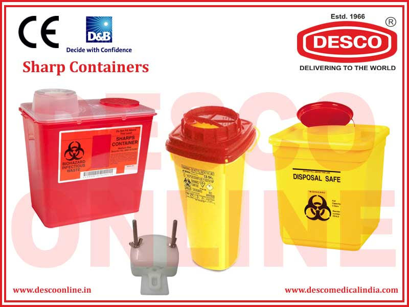SHARP CONTAINERS