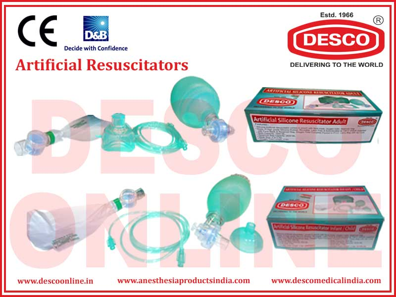 ARTIFICIAL RESUSCITATORS