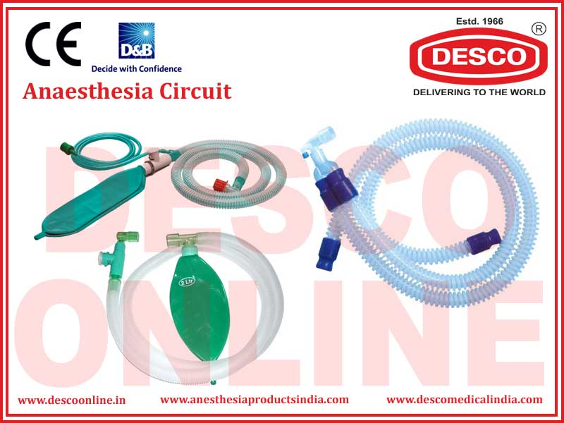 ANAESTHESIA CIRCUIT
