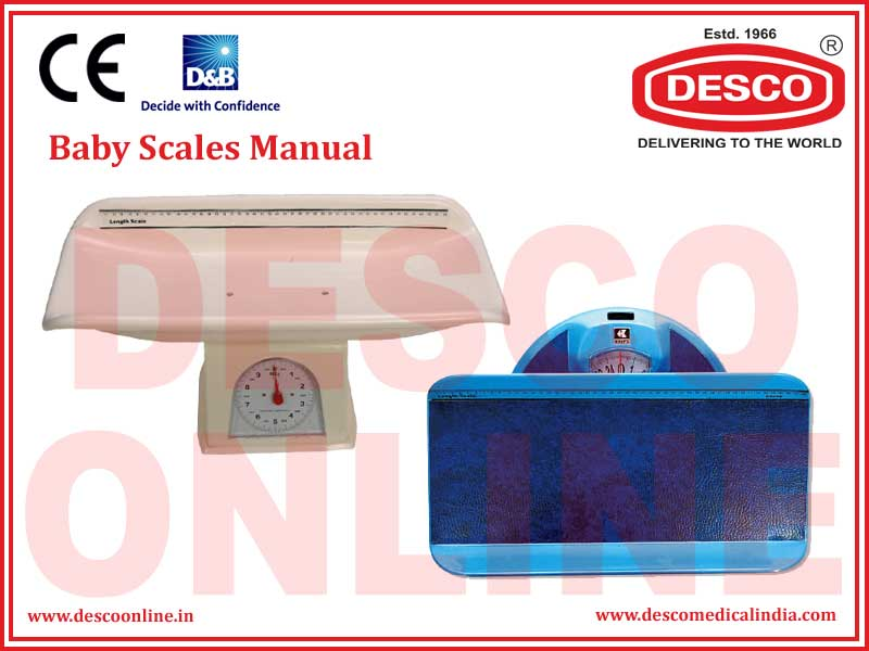 BABY SCALES MANUAL