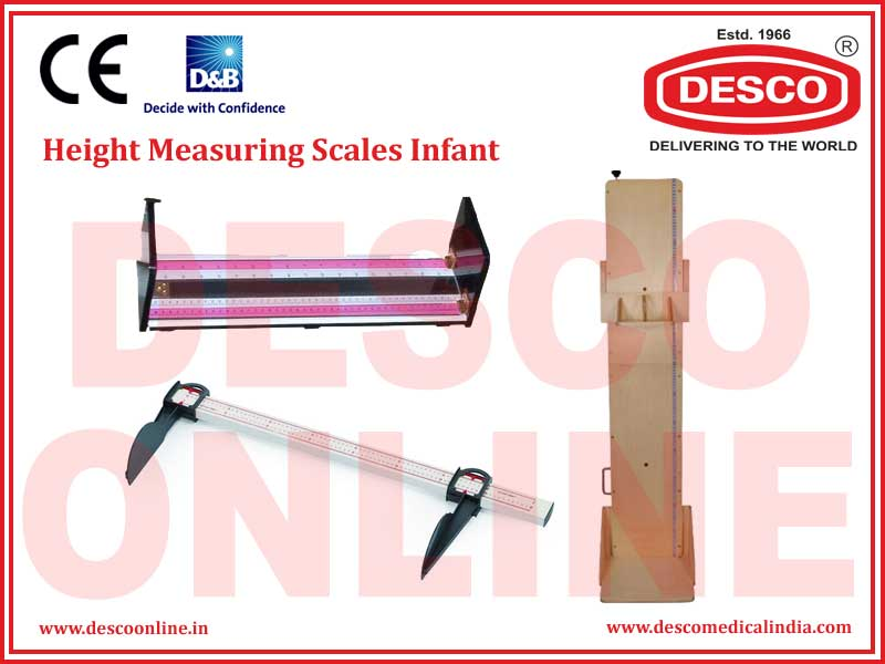 HEIGHT MEASURING SCALES INFANT