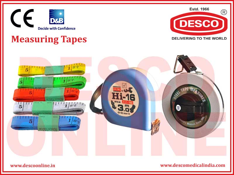 MEASURING TAPES