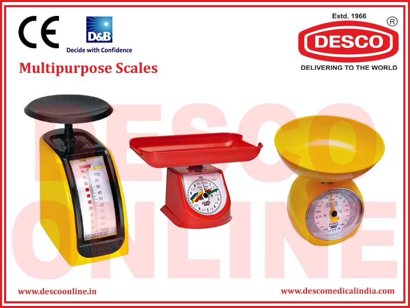 MULTIPURPOSE SCALES