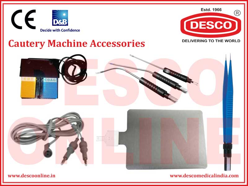 CAUTERY MACHINE ACCESSORIES