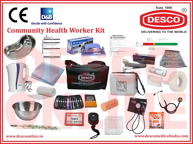 COMMUNITY HEALTH WORKER KIT