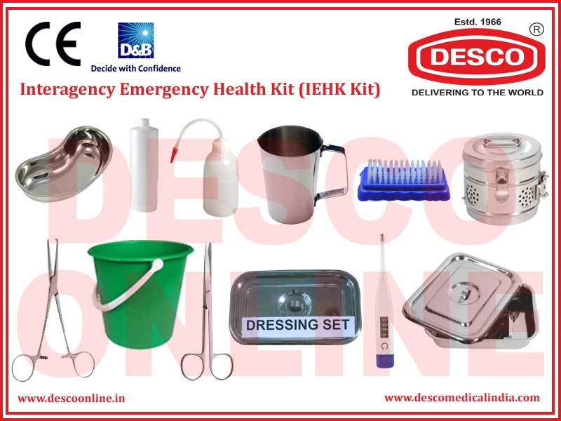 INTERAGENCY EMERGENCY HEALTH KIT (IEHK KIT)