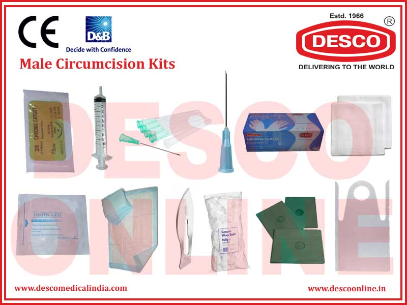 MALE CIRCUMCISION KIT
