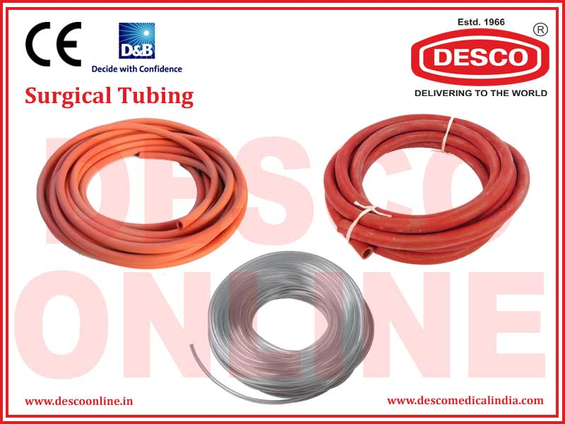 SURGICAL TUBING